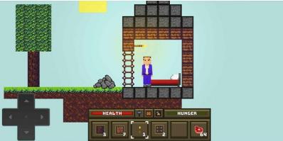 菜鸟生存模拟器游戏下载图2