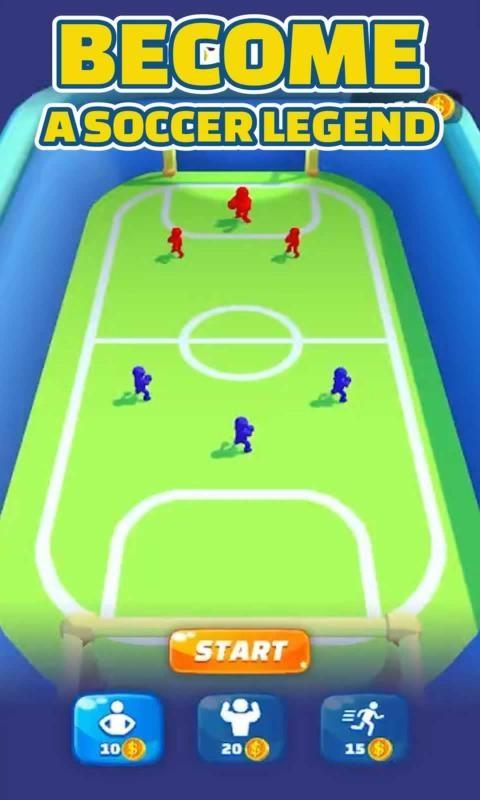 空闲足球比赛图1