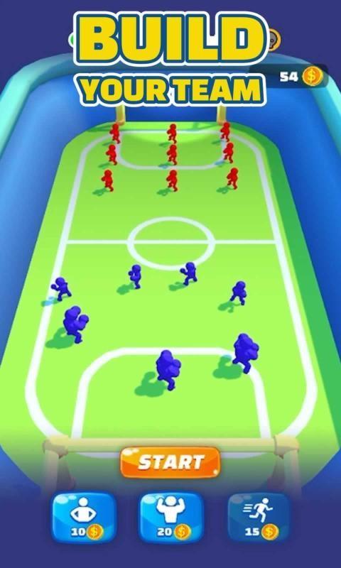 空闲足球比赛图3