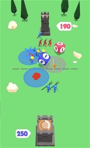 骰子王国战争图1